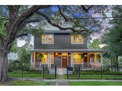 426 Bayland Avenue Houston, TX MLS# 86734555