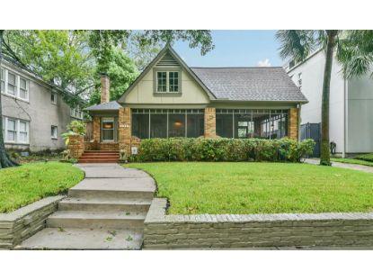 1816 Kipling Street Houston, TX MLS# 8770519