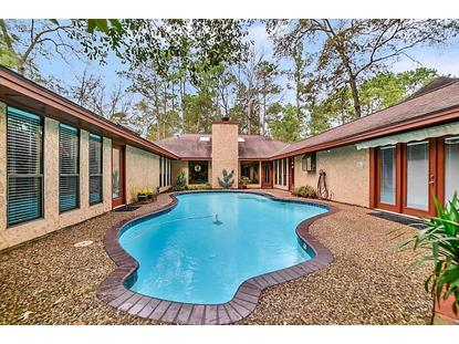 2 Tangle Brush Drive The Woodlands, TX MLS# 88012189