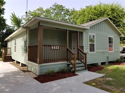 4413 Clover Street Houston, TX MLS# 89134082