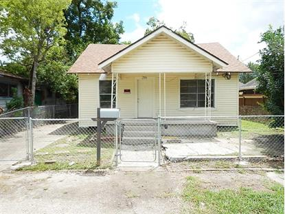216 Hutcheson  Houston, TX MLS# 90298150