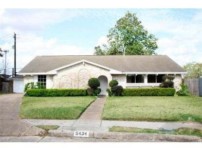 5434 Candletree Drive Houston, TX MLS# 92379201