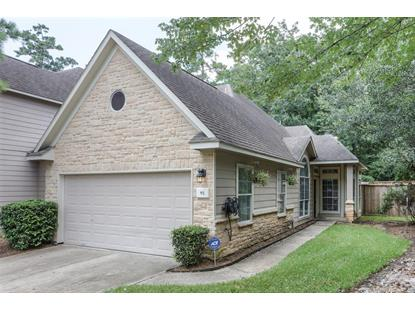 91 E Greenhill Terrace Place The Woodlands, TX MLS# 95769503