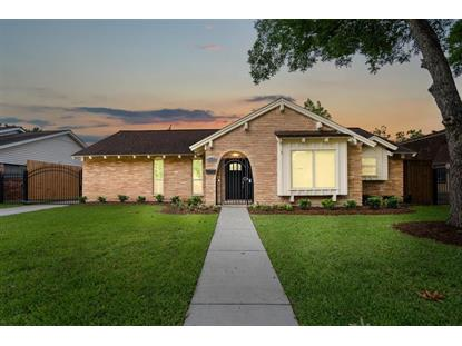 6022 Lattimer Drive Houston, TX MLS# 97173171