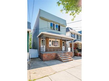 41 WEST 40TH ST Bayonne, NJ MLS# 170008062