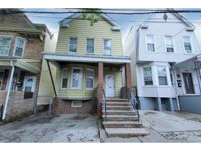 252 CLINTON AVE Jersey City, NJ MLS# 180009351