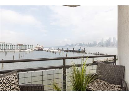 600 HARBOR BLVD, Unit 869 Weehawken, NJ MLS# 180019542