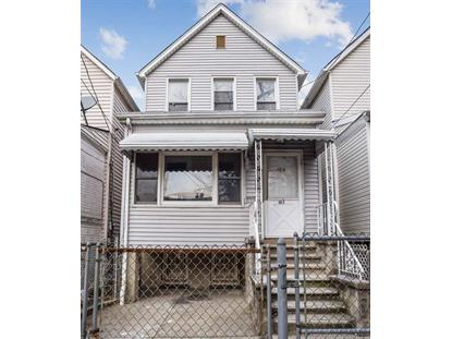48.5 WILLIAMS AVE Jersey City, NJ MLS# 180022900