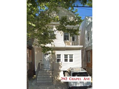 292 CHAPEL AVE Jersey City, NJ MLS# 190001321