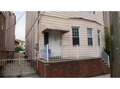 191 BARTHOLDI AVE Jersey City, NJ MLS# 202013368