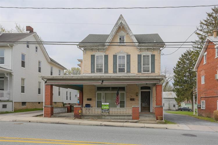 1332 W Main Street Ephrata Pa 17522 For Sale Mls
