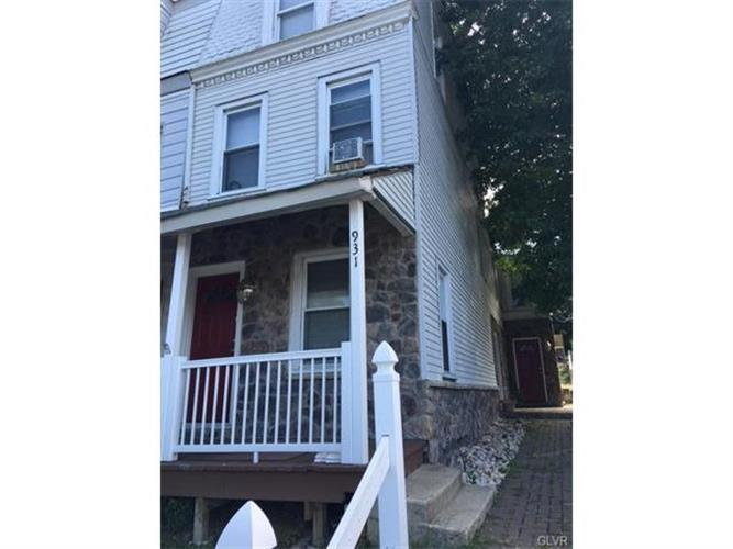931 South 4Th Street, Allentown, PA 18103
