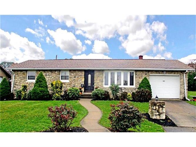 940 East Fairview Street, Allentown, PA 18109