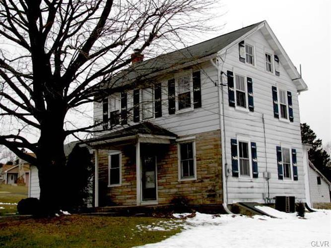 6185 Hunters Hill Road, Germansville, PA 18053