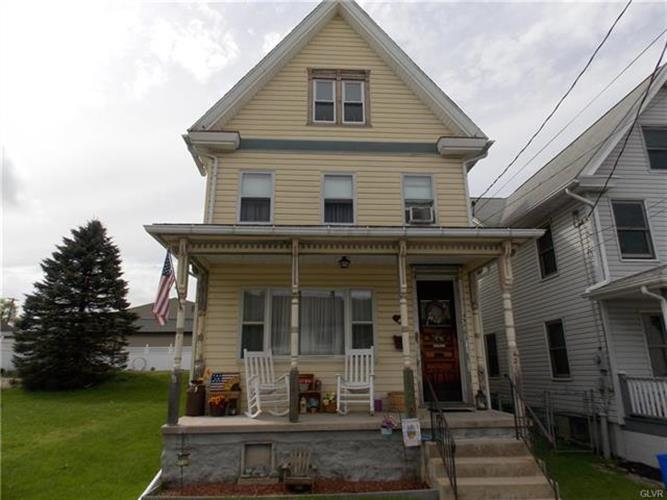 421 South Street, Jim Thorpe, PA 18229