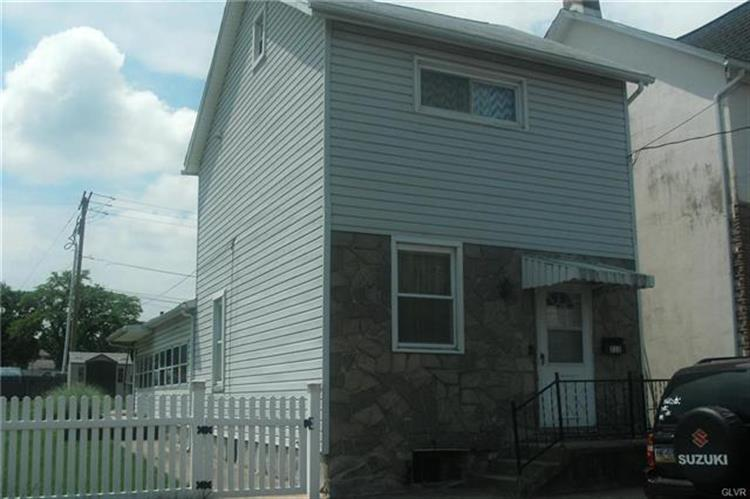 212 West NESQUEHONING Street, Easton, PA 18042