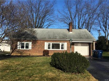 4231 MANOR Drive Allentown, PA MLS# 597194