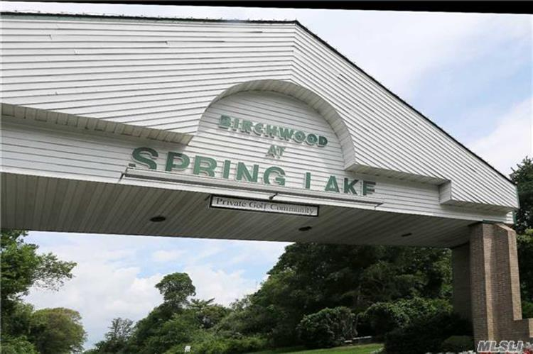 Spring Lake Dr Middle Island Ny