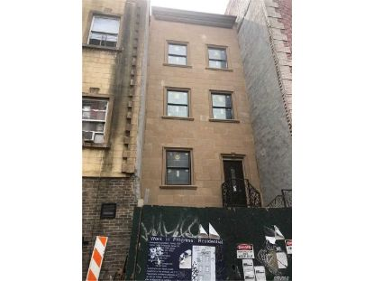 510 W 159th Street W New York, NY MLS# 3261166