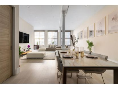 80 Leonard Street New York, NY MLS# H5115527
