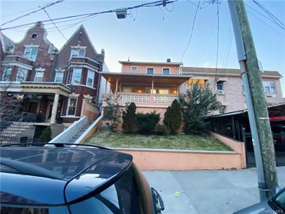 1701 Clay Avenue Bronx, NY MLS# H6014243
