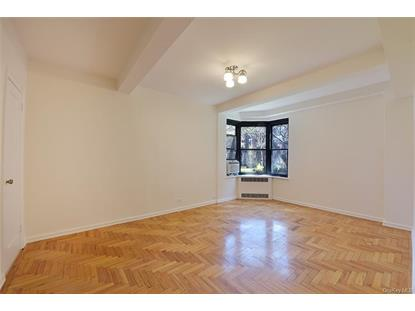 60 Park Terrace West  New York, NY MLS# H6035574