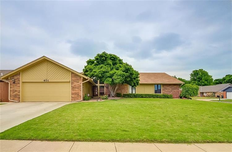 401 Willow Branch, Norman, OK 73072