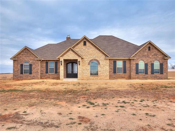 5219 S Red Rock, Calumet, OK 73014