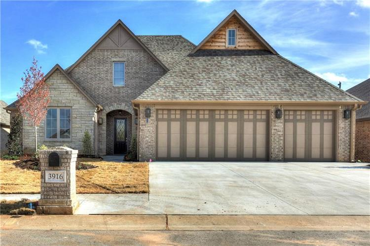 3916 Hutton Way, Edmond, OK 73034
