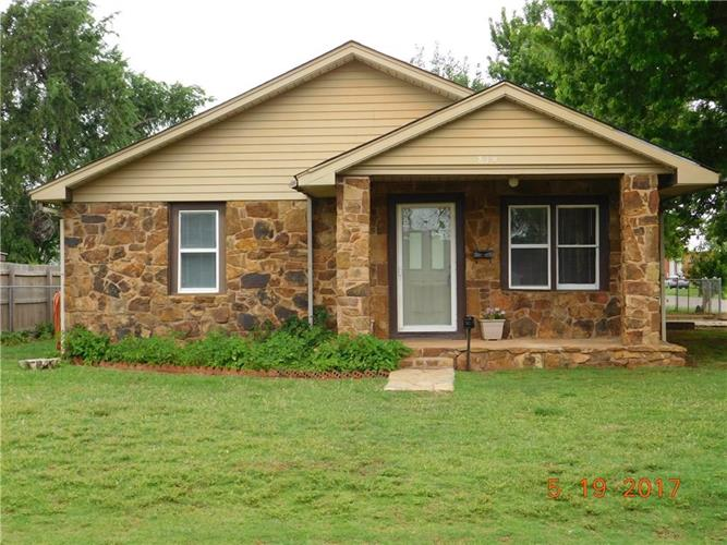 819 N Walker Avenue Elk City OK 73644 MLS 773429