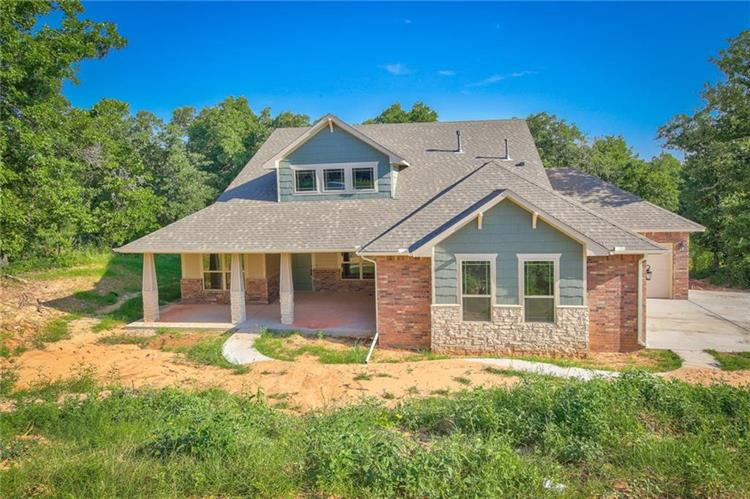 5609 Courtland Lane, Choctaw, OK 73020
