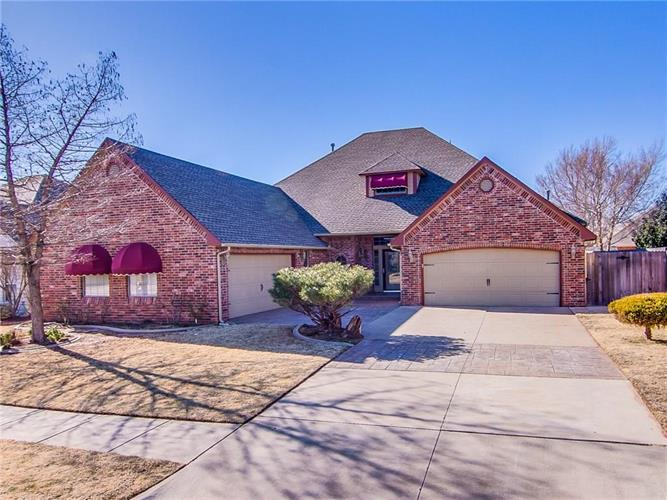 17101 Gladstone Lane, Edmond, OK 73012