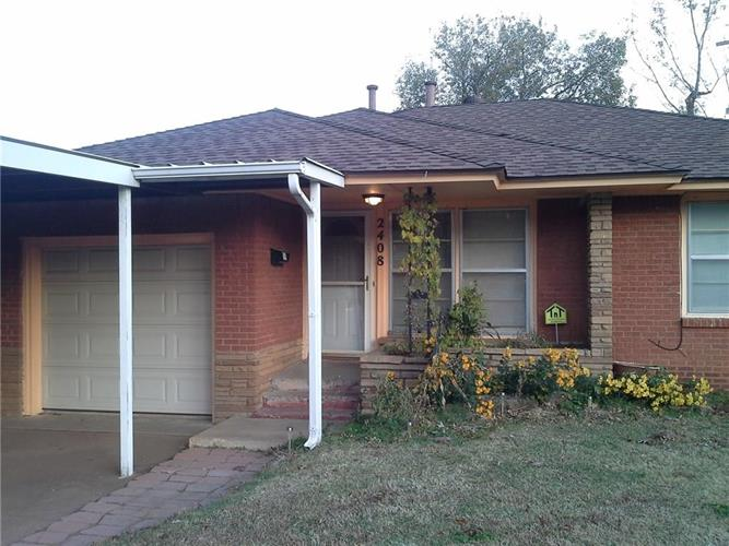 2408 Murray Drive, Midwest City, OK 73110