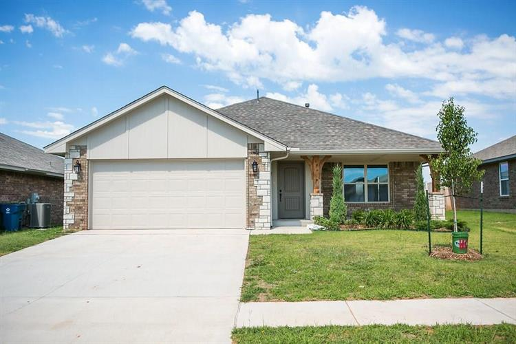2340 Snapper Lane, Midwest City, OK 73130