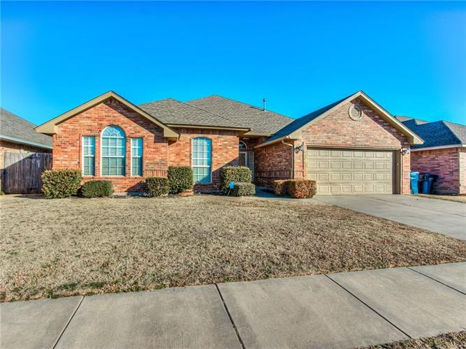 821 SW 154th Street, Oklahoma City, OK 73170
