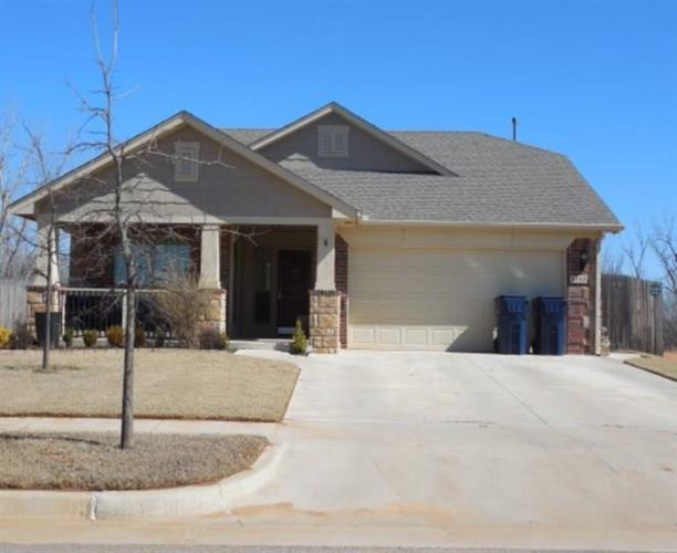 3532 Piney River Drive, Yukon, OK 73099
