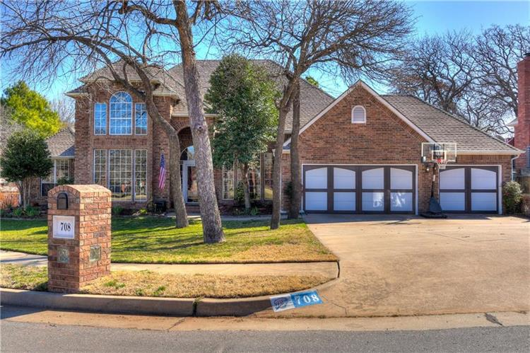 708 Fox Run Trail, Edmond, OK 73034