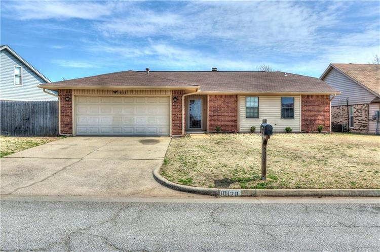 10128 Southridge Drive, Oklahoma City, OK 73159