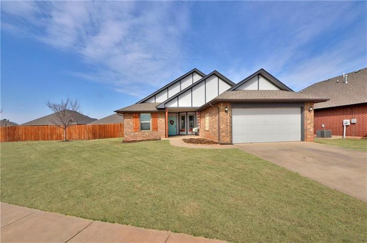 17525 Red Tailed Hawk Way, Edmond, OK 73012