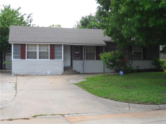 3516 Brookside Drive, Midwest City, OK 73110