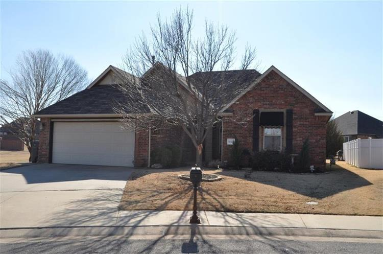 16501 Covington Manor, Edmond, OK 73012