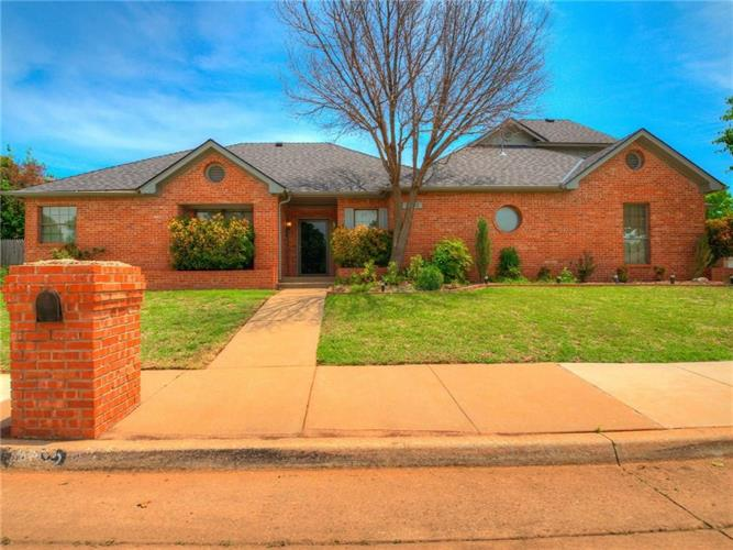 11712 Heritage Square Road, Oklahoma City, OK 73120