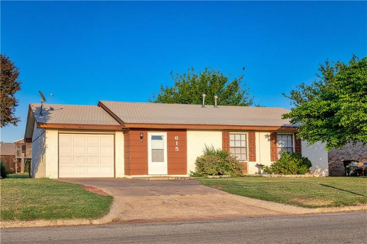 615 S 28th, Clinton, OK 73601