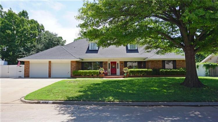 12512 Arrowhead Terrace, Oklahoma City, OK 73120 - Image 1