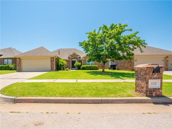 800 SW 160th, Oklahoma City, OK 73170