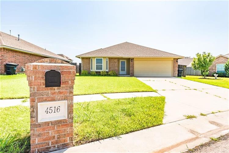 4516 Brooklyn Avenue, Moore, OK 73160 - Image 1