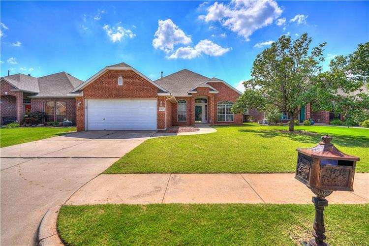 12505 Barnes Terrace, Oklahoma City, OK 73170