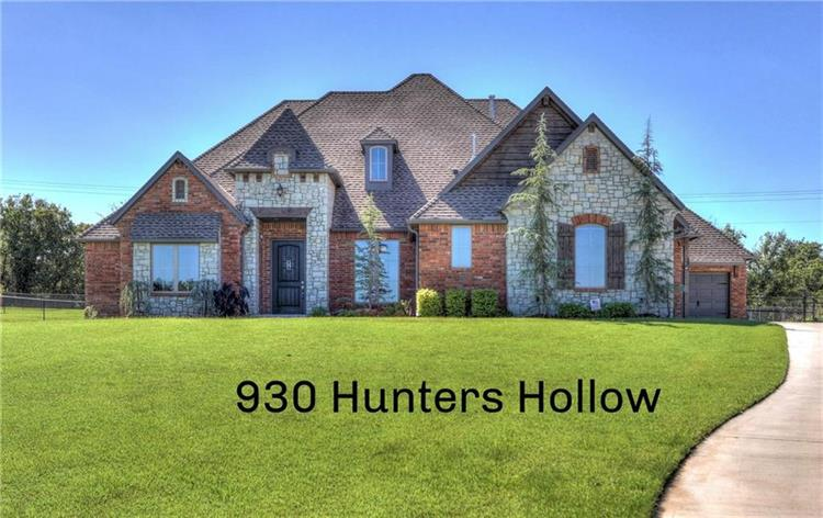 930 Hunters Hollow, Choctaw, OK 73020 - Image 1