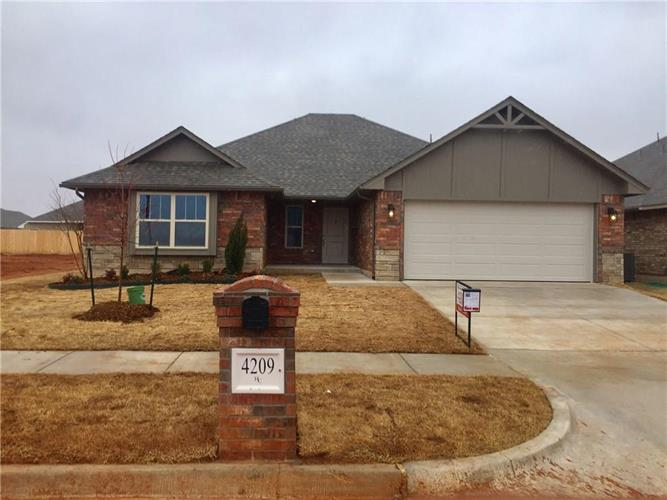 4209 NW 154th Street, Edmond, OK 73013 - Image 1