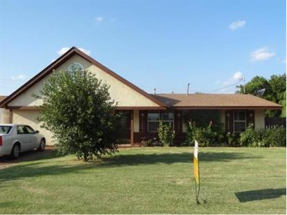 805 E 8th Street Cordell, OK MLS# 281439A